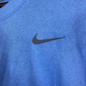 Nike Tops - Nike Legend Training Jersey Carolina Blue XL NWT